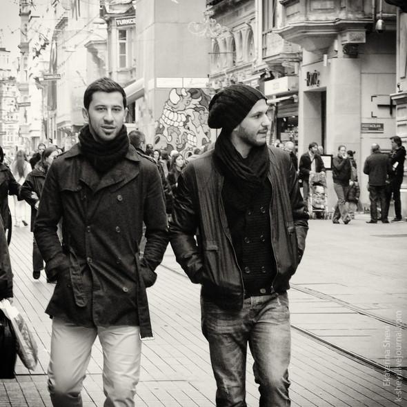 Стамбул-город мужчин. Изображение № 10.