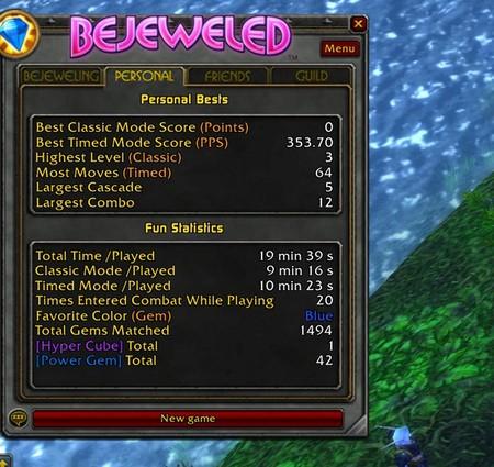 Bejeweled – теперь ив WoW. Изображение № 4.