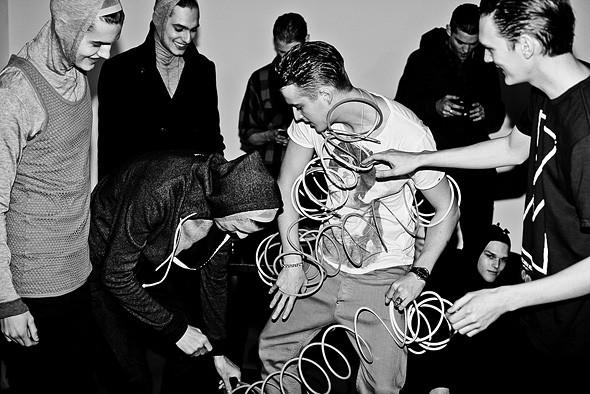 Неделя моды в Нью-Йорке: Репортаж. Изображение №40.