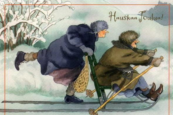 Inge Lооk - и развесёлые бабульки. Изображение № 3.