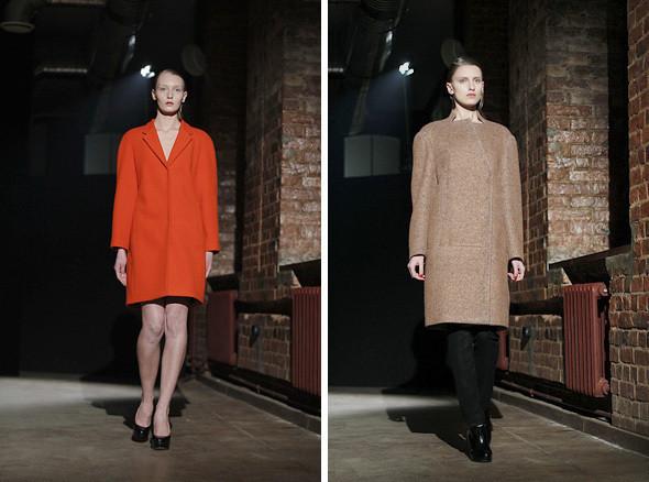 Изображение 6. Bezous FW 2011: брюки со стрелками и платья-футляры.. Изображение № 6.