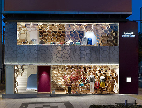 Изображение 29. 20 Великолепных дизайнерских концепций бутиков.. Изображение № 36.
