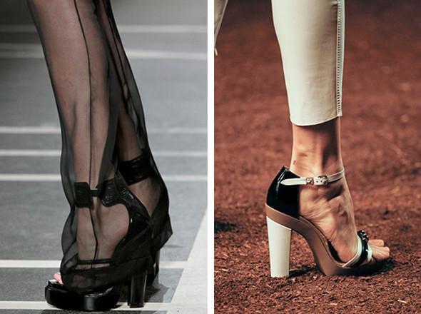 Walking in my shoes: 10 тенденций обуви весны-лета 2011. Изображение № 28.