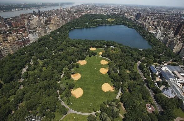 Центральный парк в Нью-Йорке. Изображение № 20.