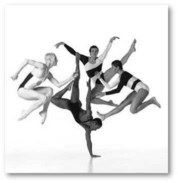 Танцевальные структуры Pilobolus. Изображение № 12.