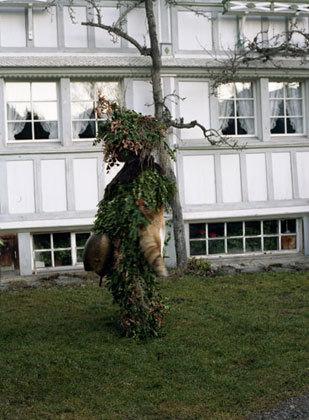 Estelle Hanania: люди-деревья. Изображение № 6.