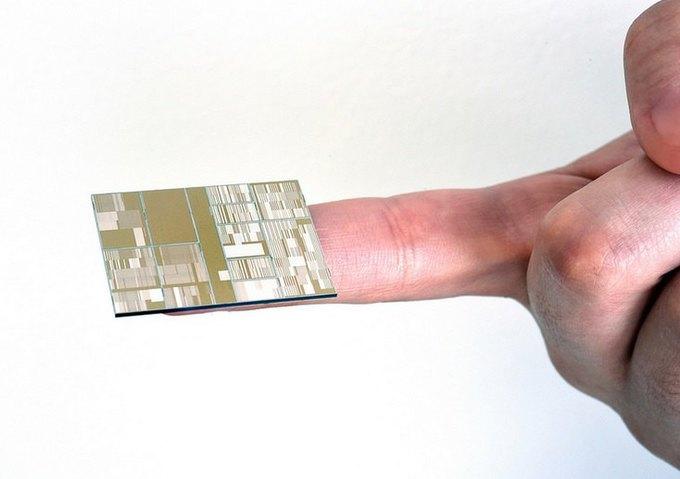 IBM создала чипы с рекордной производительностью . Изображение № 1.