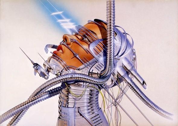 Японский художник Hajime Sorayama. Изображение № 16.