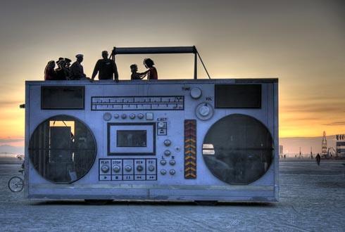 Burning man– art-проект мирового масштаба. Изображение № 14.