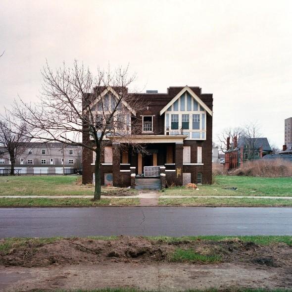 100 заброшенных домов. Изображение № 8.