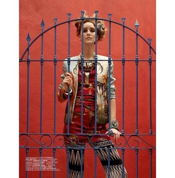 Изображение 39. Съемки: 10, Elle и Vogue.. Изображение № 39.
