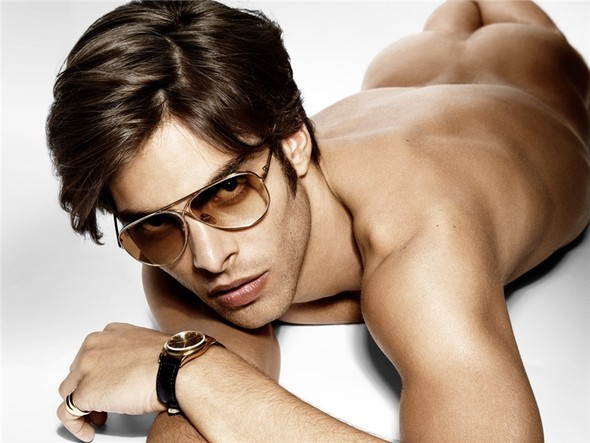 Tom Ford для Tom Ford Eyewear и Tom Ford FW 2009. Изображение № 2.