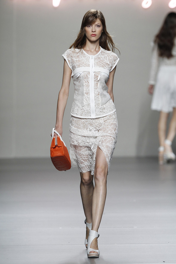 Madrid Fashion Week SS 2012: Adolfo Dominguez. Изображение № 19.