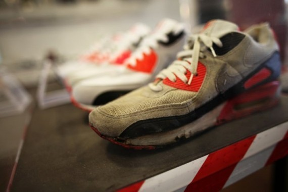 Nike Air Max 90 - 20 лет. Изображение № 17.