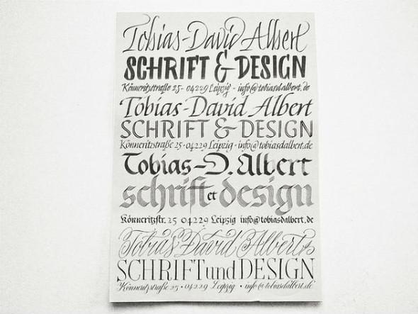Новые имена: 15 шрифтовых дизайнеров. Изображение №173.