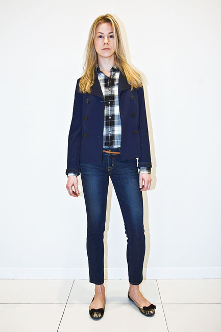 Встречайте по одежке: женские образы от Uniqlo. Изображение № 12.