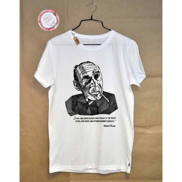 Новая коллекция футболок: литература на вашей груди. Изображение № 7.