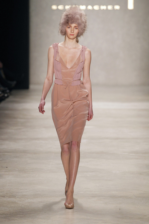 Berlin Fashion Week A/W 2012: Schumacher. Изображение № 5.