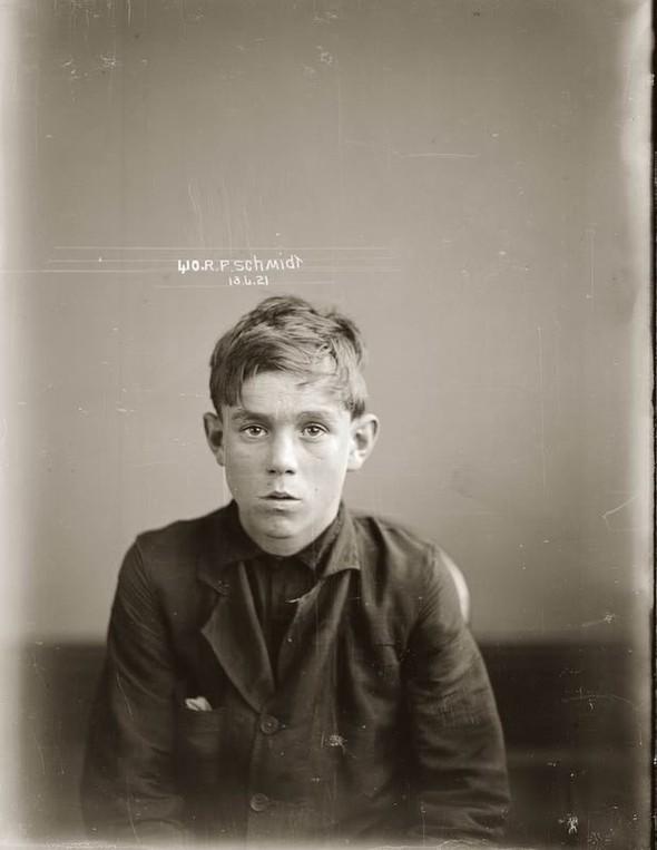 Фотографии американских гангстеров начала 20 века. Изображение № 36.