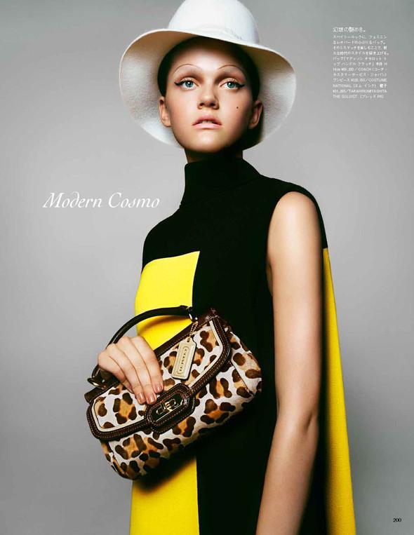 Съёмка: Ясунари Кикума для Vogue. Изображение № 8.