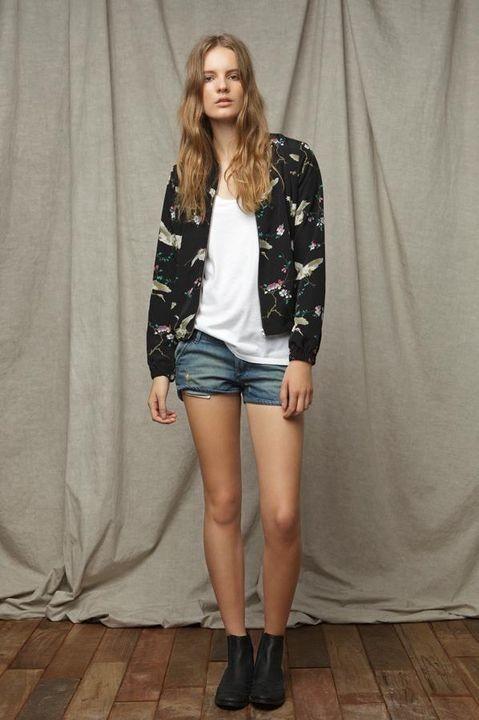 Превью лукбука: Zara TRF August 2011. Изображение № 4.