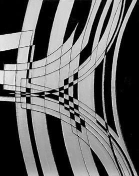 """""""Геометрия будущего"""" - выставка Тимофея Решетова в Галерее А3. Изображение № 1."""