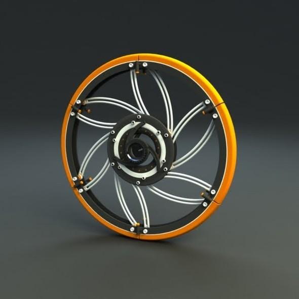 Складной велосипед ECO. Изображение № 1.