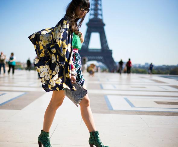 Street Style: Paris Fashion Week. Изображение № 1.