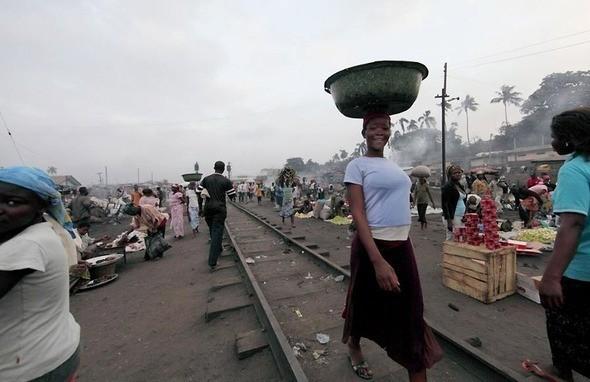 Изображение 20. Рыночные девушки из Ганы.. Изображение № 20.
