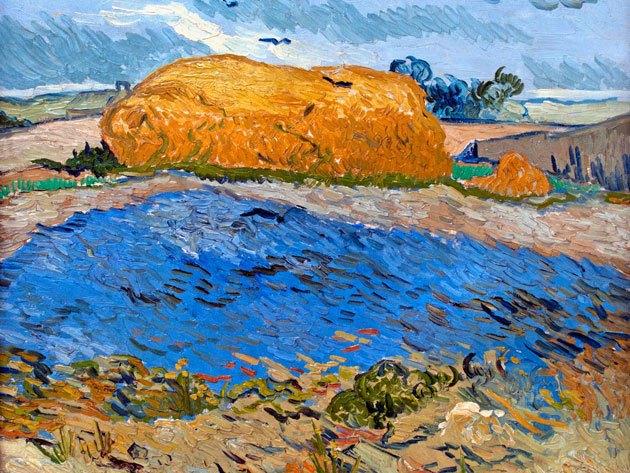 Исследование: почему картины Ван Гога меняют цвет. Изображение № 1.