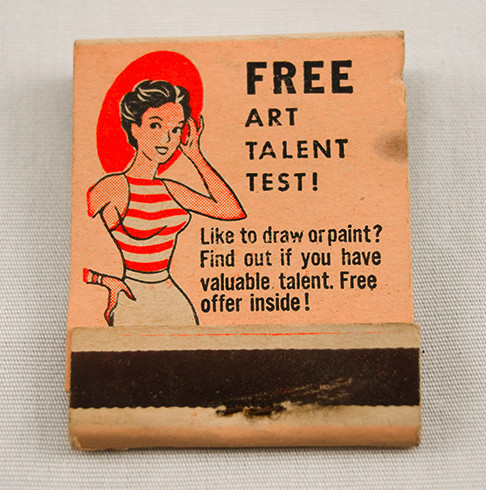 Коллекция Американских спичечных коробков. Изображение № 43.