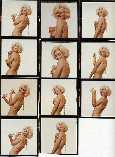 Части тела: Обнаженные женщины на фотографиях 50-60х годов. Изображение № 102.