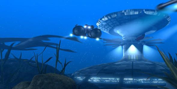 """Новый мир - это проект """"Венера"""". Изображение № 9."""