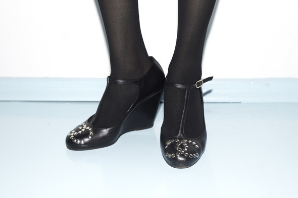 Гардероб: Джига Санжиева, младший редактор моды журнала In Style. Изображение № 11.
