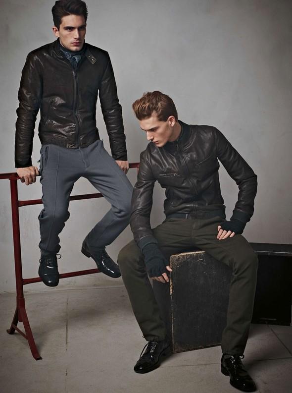 Лукбук: Dolce & Gabbana FW 2011 Men's. Изображение № 41.