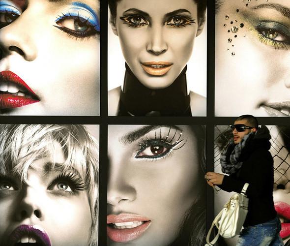 Изображение 10. Неделя моды в Нью Йорке: Бэкстэйдж.. Изображение № 10.