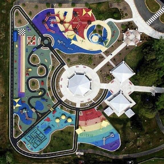 Дизайн игровых площадок. Изображение № 24.