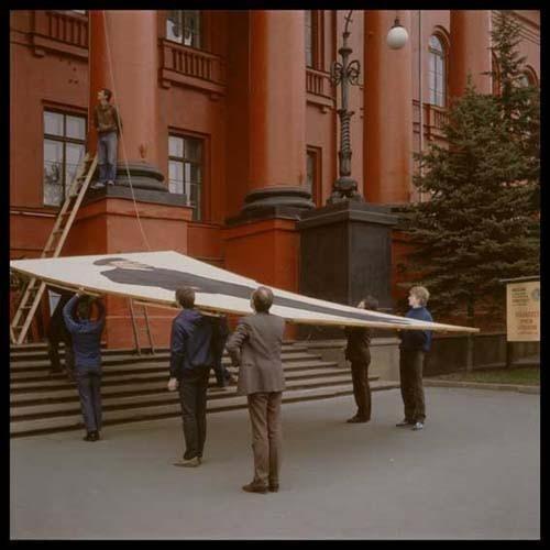 СССР вобъективе. 80е годы Бориса Савельева. Изображение № 12.