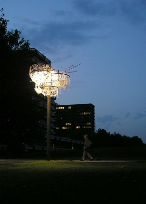 Nordluster/ Материал Люстра, xрусталь . Изображение № 10.