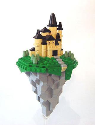 48 креативных LEGO творений. Изображение № 46.