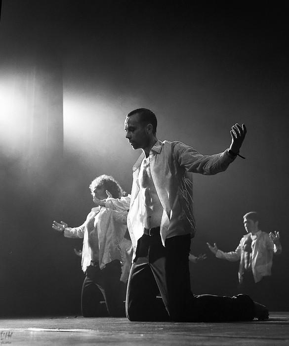 """Фотоотчет с закрытия театрального сезона театра танца """"Искушение"""".. Изображение № 24."""