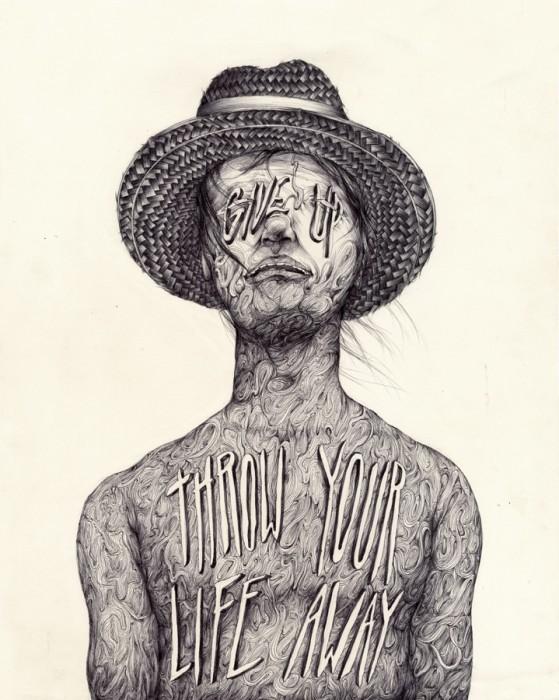 Художник и иллюстратор Pat Perry. Изображение № 14.