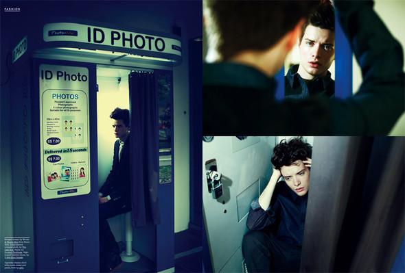 Мужские съёмки: i-D, Interview, FHM и другие. Изображение № 22.