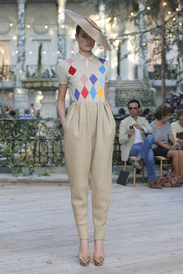Madrid Fashion Week SS 2013: DELPOZO . Изображение № 20.