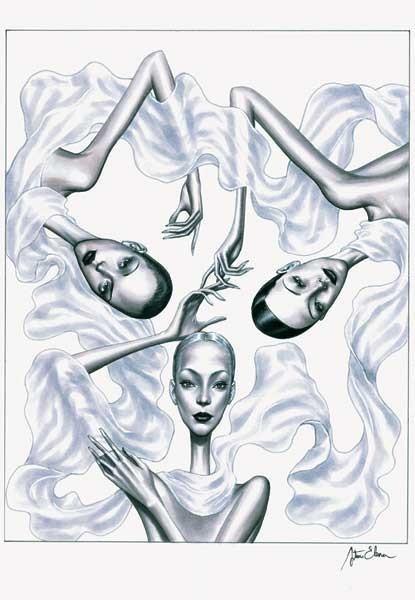 Изображение 20. Гламур от Arturo Elena.. Изображение № 20.