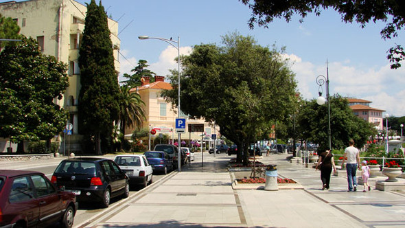 Жизнь в Опатии. Хорватия. Изображение № 2.