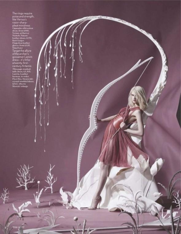 Съемки: Vogue, Elle, Tush и другие. Изображение № 4.