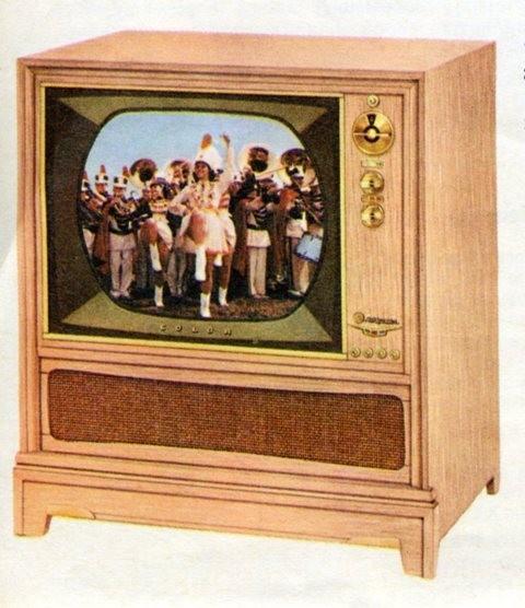 Телевизоры 1960х годов. Изображение № 37.