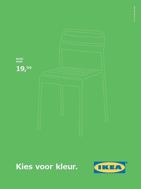 IKEA использовала в рекламе оптические иллюзии. Изображение № 3.