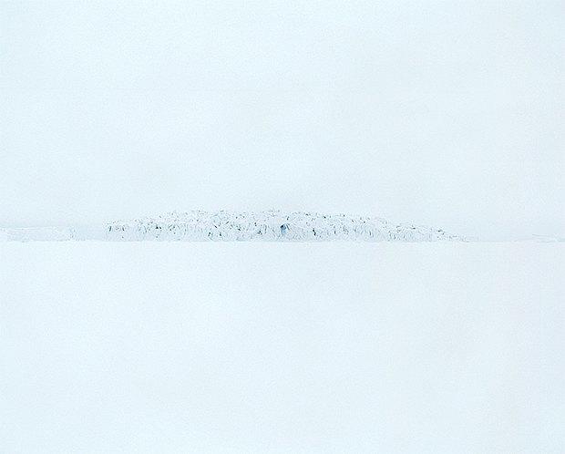 Молчаливые пейзажи Антарктиды . Изображение № 8.